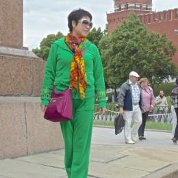 Touriste japonaise