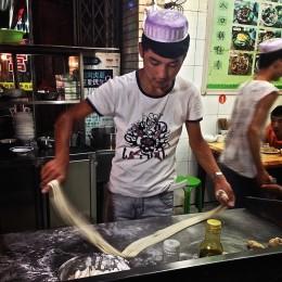 quartier musulman xian