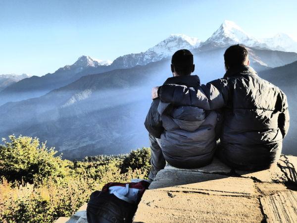 La chaîne de montage des Annapurnas