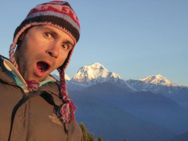 Les montagnes les plus hautes du monde