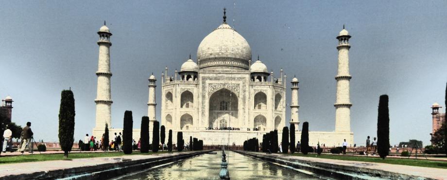 Monument de l'Amour, le Taj Mahal