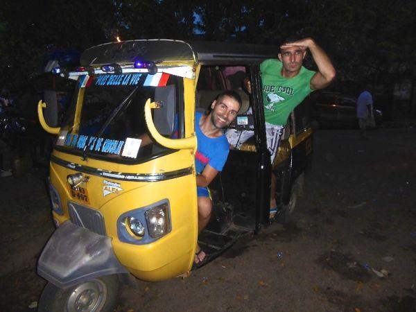 Video de l'inde voyage un mois